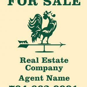 The Farms Real Estate Signs